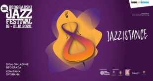 36. Beogradski džez festival: Jazzistance