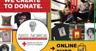 Artists Anonymous (AA) Online Shop
