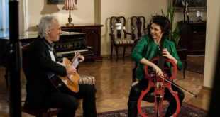 Muzikom kroz muzej: Duo Moderato (fotografiju obezbedio IMS)