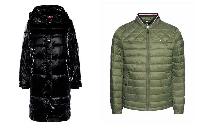 Fashion Company - nGuess ženska jakna i Tommy Hilfiger muška jakna
