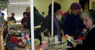 Novogodišnji humanitarni bazar