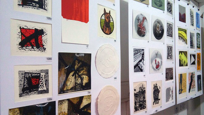 Izložbe u Beogradu - januar 2021: Mala grafika