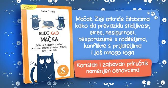 Kreativni centar: Stefan Garnije - Budi kao mačka