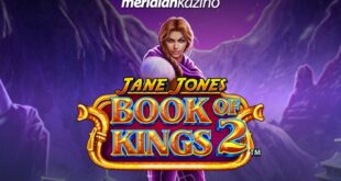 Book Of Kings 2 EKSKLUZIVNO samo na Meridian online kazinu