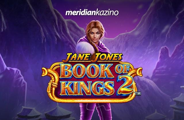 Book Of Kings 2 EKSKLUZIVNO samo na Meridian online kazinu