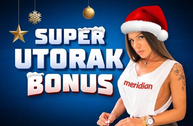 Pripremi se za novo bonus iznenađenje u Meridianu