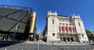 Narodno pozorište (foto: Aleksandra Prhal)