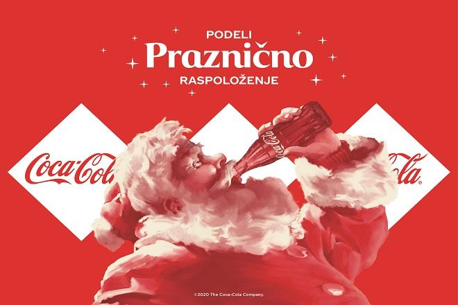 Coca-Cola: Vreme darivanja stiže, a ove godine, najlepši poklon si ti