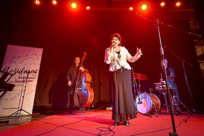 Novogodišnji koncert: Beti Đorđević (foto: promo / Božidarac)