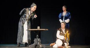 Pozorišni repertoari: Zvezdara teatar - Tre sorele (foto: Jakov Simović)