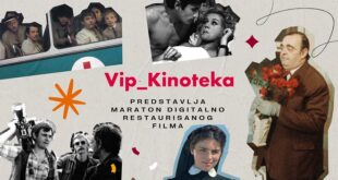 Prvi maraton digitalno restauriranog filma (ONLINE)