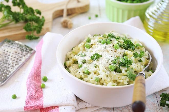 Recepti: Pirinač s graškom iliti rizi-bizi (foto: photosimysia / Shutterstock)