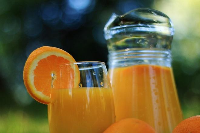 Tri napitka: pomorandža (foto: Pixabay)