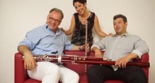 Koncerti u Guarneriusu: Trio Aura (foto: promo)