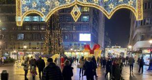 Vikend u Beogradu, 19. i 20. decembar 2020. (foto: Aleksandra Prhal)