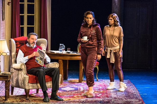 Zvezdara teatar: Bajka o pozorištu (foto: Nikola Vukelić)