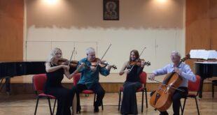 Muzikom kroz muzej: Beogradski gudački kvartet