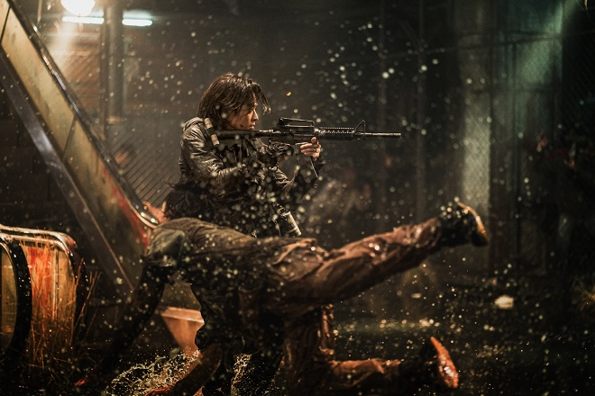 Bioskopski repertoari: Voz za Busan - Zona zombija