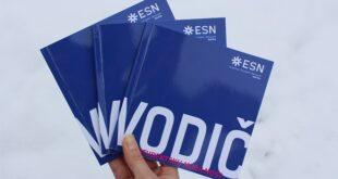 """Objavljen """"Vodič za studentsku mobilnost"""" (foto: Erasmus studentska mreža Srbije)"""