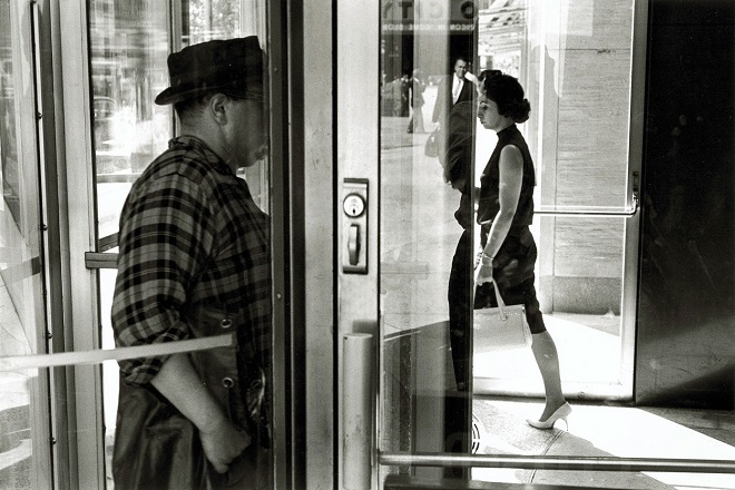 Izložbe u Albertini: Lee Friedlander, New York City 1963 © Lee Friedlander