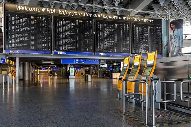 Gde može da se putuje iz Srbije: Frankfurtski aerodrom (foto: Pixabay)