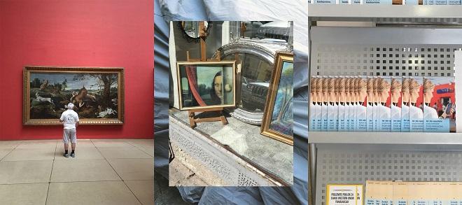 Izložbe u KCB: Galerija Artget - Raw Perspectives (Nikolić, Đulinac, Janković)