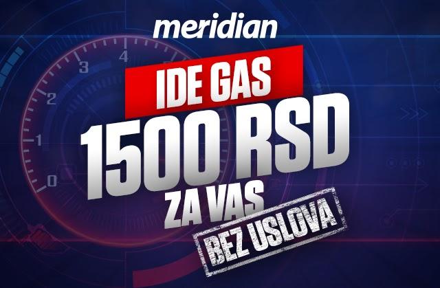 PAZI, OVAMO! IDE GAS: Stiže 1.500 DINARA, bez ikakvih uslova