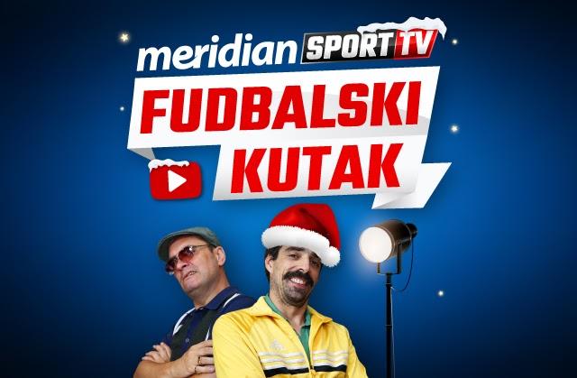 """Meridianbet - Novogodišnji """"Fudbalski kutak"""""""