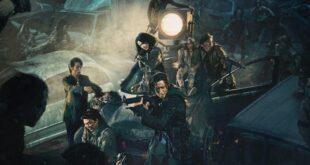 Novi film u bioskopima: Voz za Busan - Zona zombija (foto: detalj sa plakata)