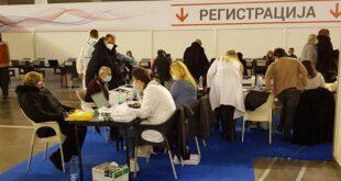 Novi punktovi za vakcinaciju u Beogradu: Beogradski sajam (foto: Milan Miljević)