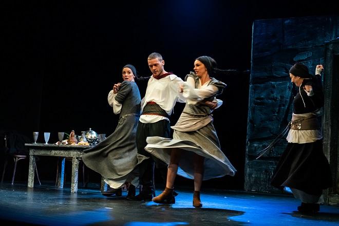 Predstave Zvezdara teatra: Tre sorele (foto: Nikola Vukelić)
