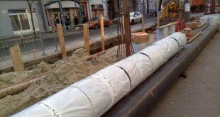 Izmene u saobraćaju i na linijama javnog gradskog prevoza - radovi u Beogradu (foto: Nenad Mandić)