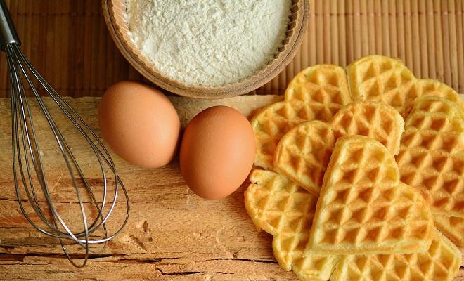 Recepti: Flamanski vafli (foto: Pixabay)