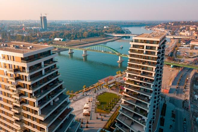Da li znate... da je najskuplji kvadrat stana u Srbiji - u Beogradu na vodi (foto: kizaru43 / Shutterstock)