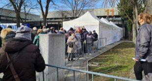 Kol centri u opštinama: Vakcinacija na Beogradskom sajmu (foto: Nemanja Nikolić)