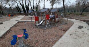Ada Ciganlija: Igralište za decu sa smetnjama u razvoju (foto: beograd.rs)