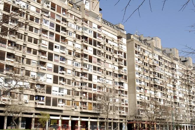 """Centralna zona Novog Beograda"" dobila status kulturno-istorijske celine (foto: beograd.rs)"