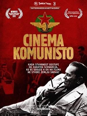 Cinema Komunisto (plakat)