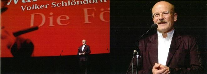 Folker Šlendorf na FEST-u 2008. (foto: FEST)