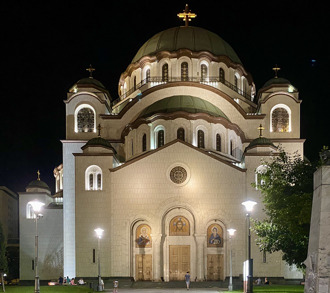 Novi srpski patrijarh Porfirije izabran u Hramu Svetog Save (foto: Aleksandra Prhal)