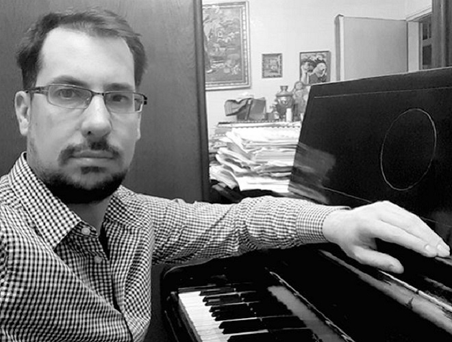 KCB - muzički program: Dragoš Holclajtner
