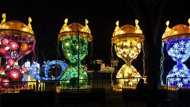 Kineski festival svetla (foto: Đorđe Tomić)