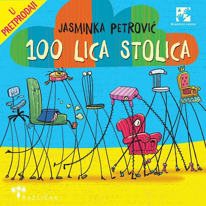 100 lica stolica - nova knjiga Jasminke Petrović u pretprodaji