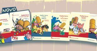 Nove knjige o kauboju Kosti u izdanju Kreativnog centra