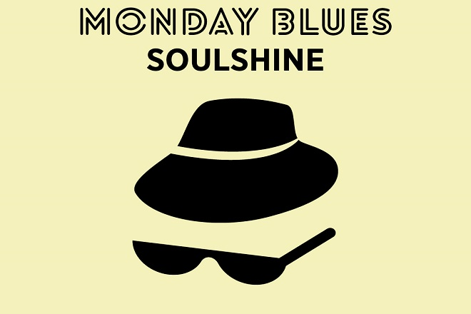 Monday Blues: Soulshine (detalj sa plakata)