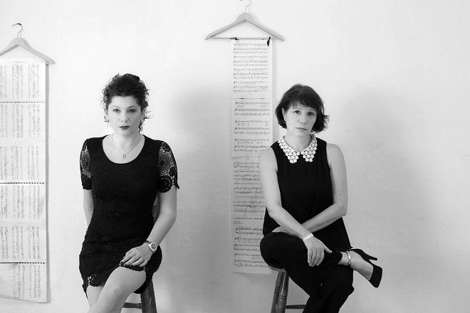 Muzički program KCB: VD duo (fotografiju obezbedio KCB)