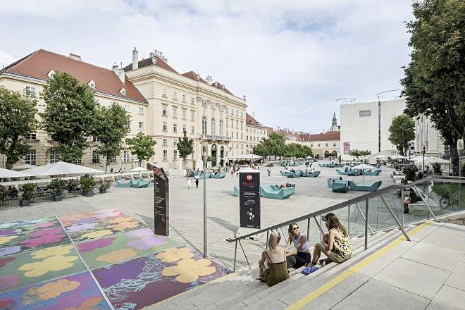 Beč: Otvara se Muzejska četvrt (foto: © Hertha Hurnaus