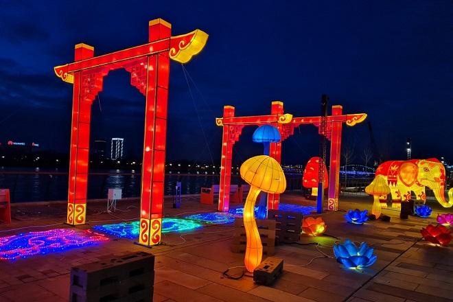 Sedam dana u Beogradu: Kineski festival svetla 2021 (foto: Nemanja Nikolić)