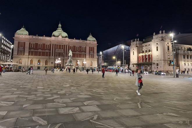 Uzakrota: Beograd, druga najbolja destinacija (foto: Nemanja Nikolić)