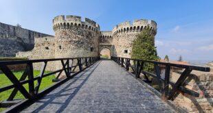 7 dana u Beogradu, 25-31. mart 2021: Beogradska tvrđava (foto: Nemanja Nikolić)